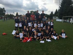 RB - Fußballcamp 2016